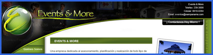 Panama web design